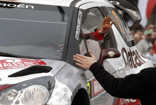 Neuville y Nasser Al- Attiyah disputarán el Rally de Francia-Alsacia