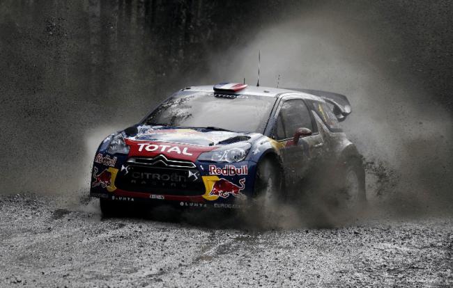 Lorenzo se enfrentará a Rossi, esta vez con un DS3 WRC
