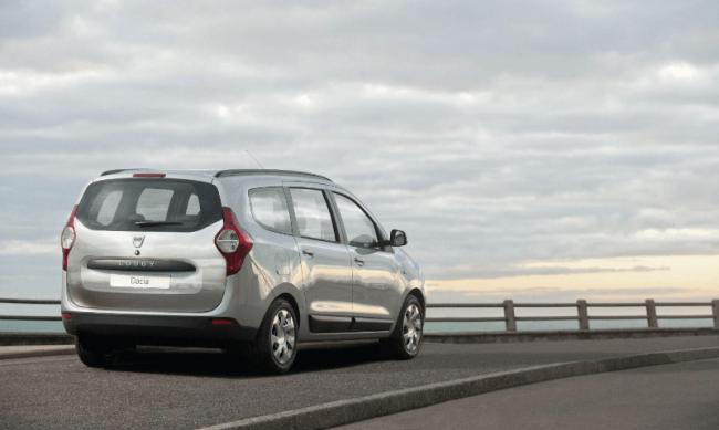 Dacia Lodgy: Un monovolumen compacto con precio compacto
