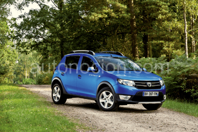 Dacia ya comercializa en España el nuevo Sandero Stepway