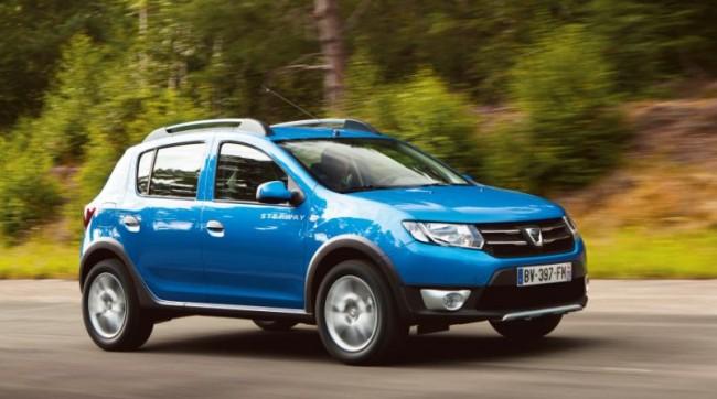 Las ventas de Renault caen un 6% mientras que las de Dacia aumentan un 4,8%