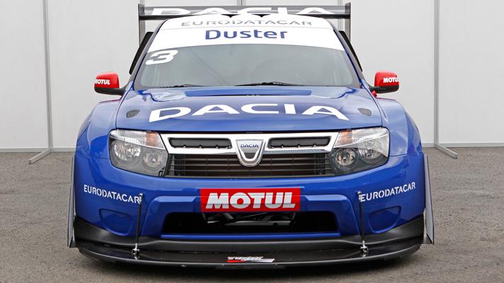 Dacia Duster Pikes Peak y sus 850CV de potencia