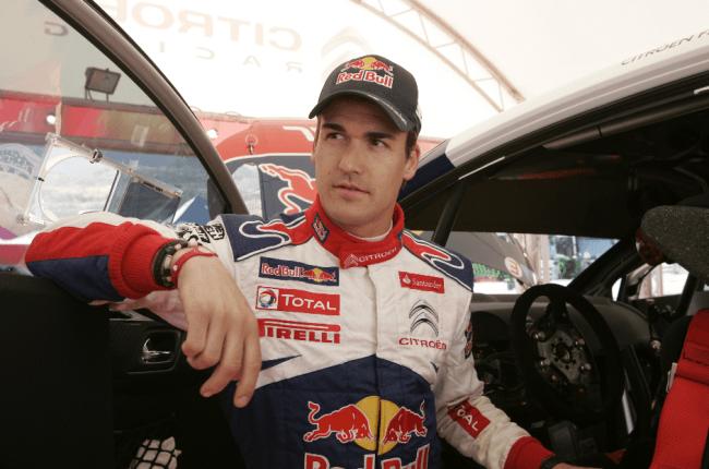 Dani Sordo vuelve con Citroën Racing