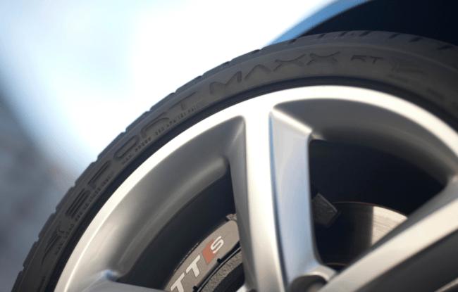Dunlop presenta el Sport Maxx RT
