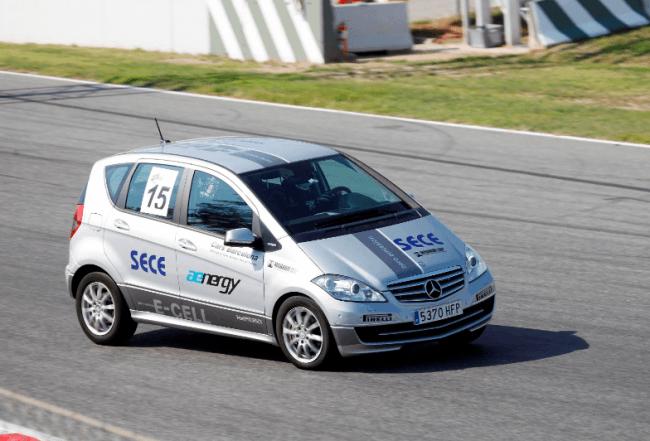 El Circuito de Alcarrás decidirá el vencedor del campeonato de Eficiencia de las ECOseries 2012