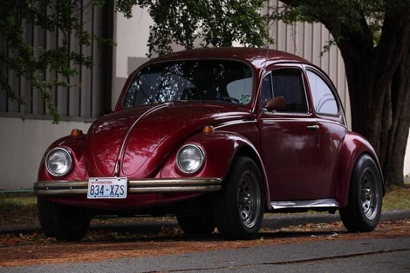 El coche del pueblo, Volkswagen Escarabajo