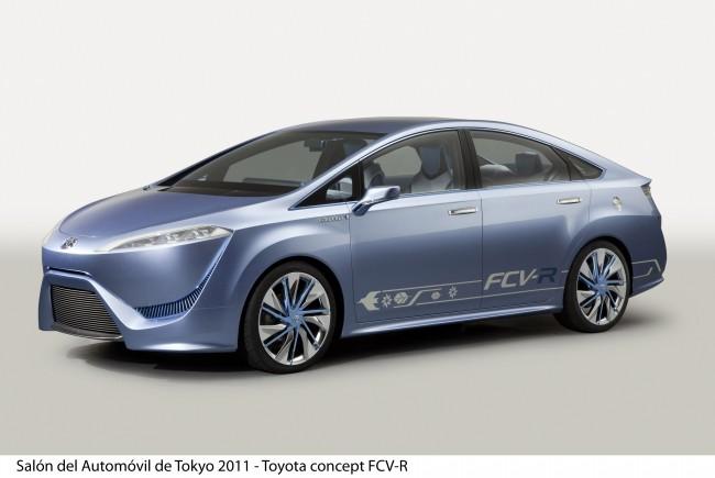 Toyota deja los EV para ciudad y se lanza a la pila de Hidrógeno
