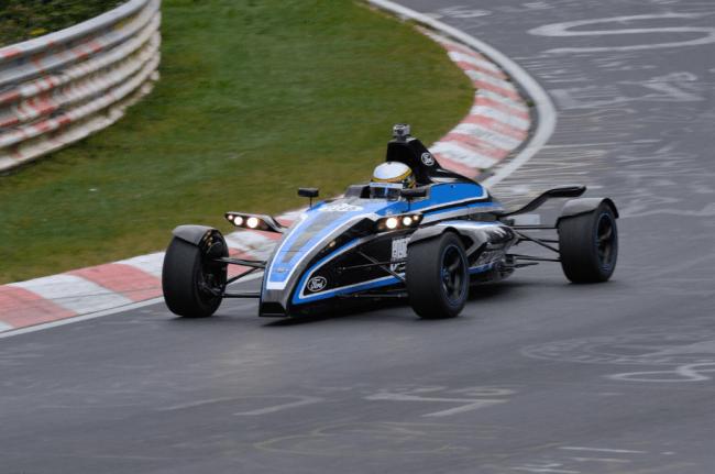 Un Fórmula Ford con Motor EcoBoost 1.0 Litros supera a los superdeportivos en Nürburgring