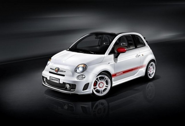 Nuevo Abarth 500c convertible con cambio manual