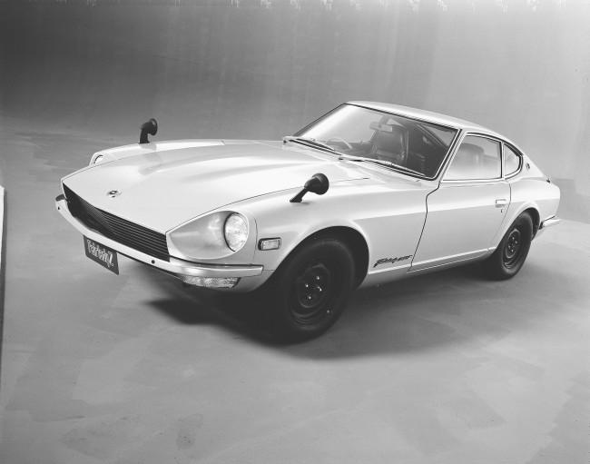 Nissan en el Salón Auto Retro