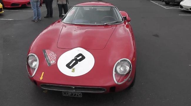 Un Ferrari 250 GTO es vendido por más de 24 millones de euros