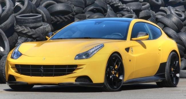 Novitec Rosso le mete mano al Ferrari FF
