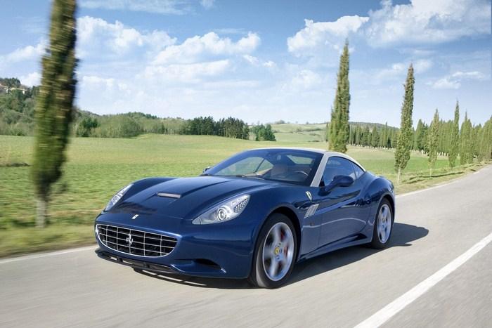 Nuevo Ferrari California 2012