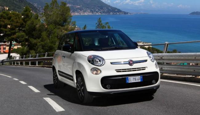 Campañas comerciales de Fiat para este mes de Enero