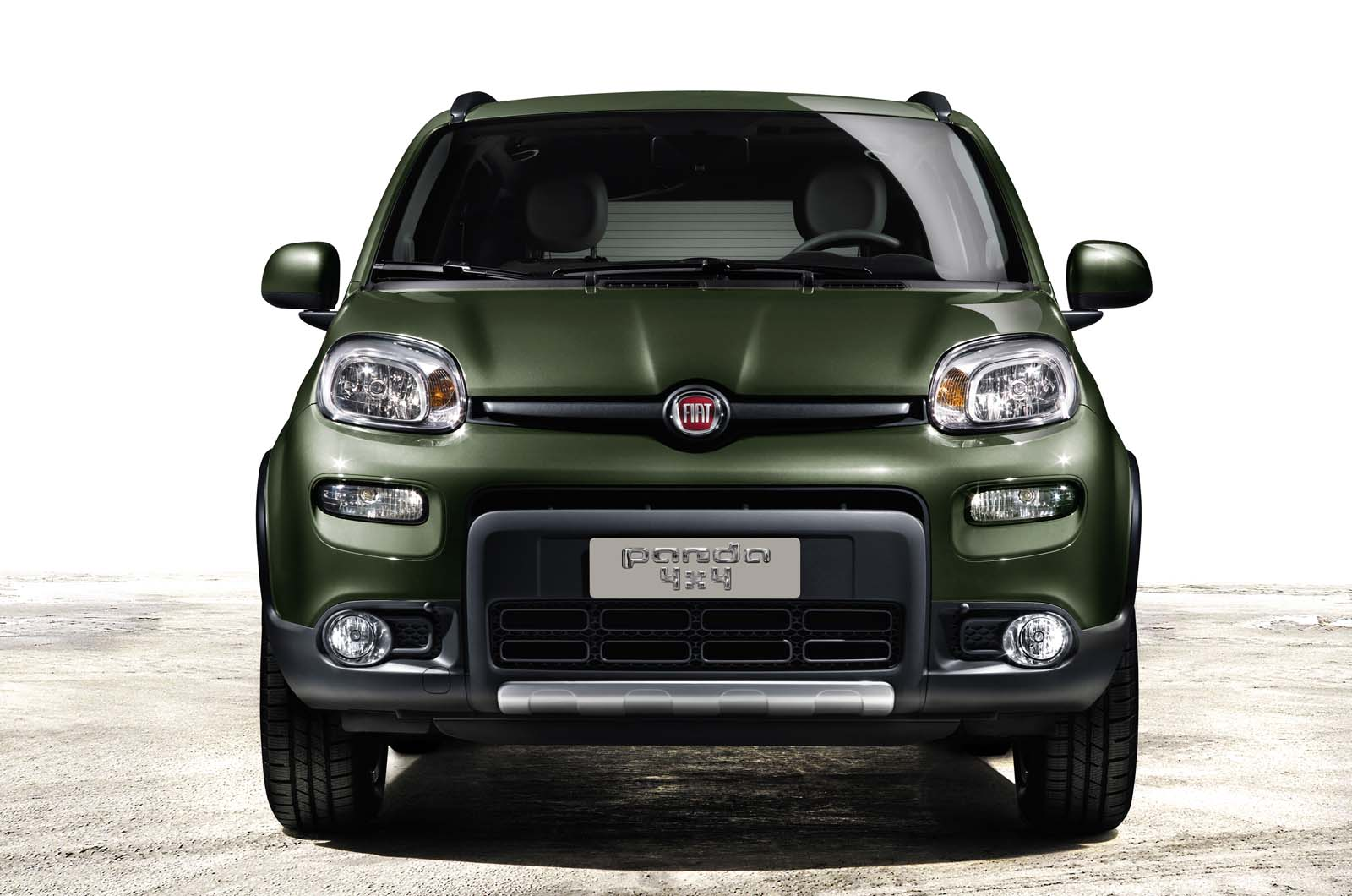 el fiat panda 4 4 debutar en par s. Black Bedroom Furniture Sets. Home Design Ideas
