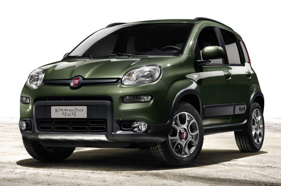 El Fiat Panda 4×4 debutará en París