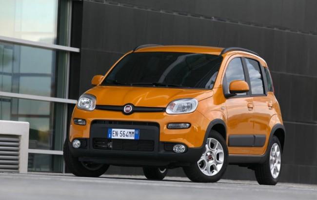 En el segmento de los City Car, Fiat es líder