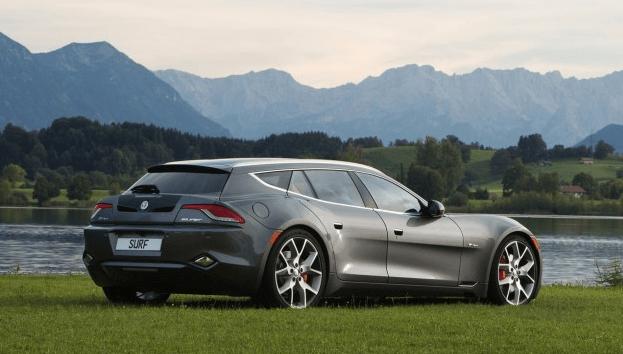 Los planes de Fisker: Un Karma cabrio y el Surf, enemigo íntimo del Ferrari FF