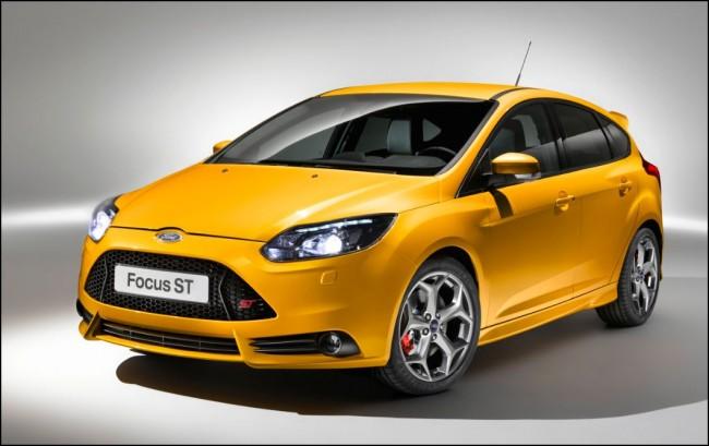 Lo más deportivo de Ford