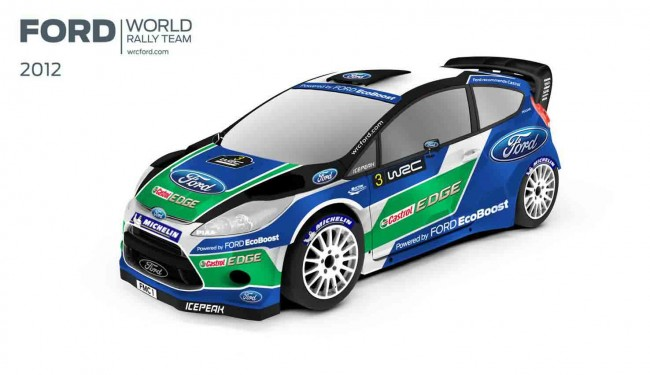 Nuevo acuerdo entre Ford y M-Sport para el WRC