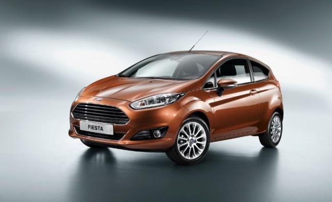 Ford vende un Fiesta cada dos minutos