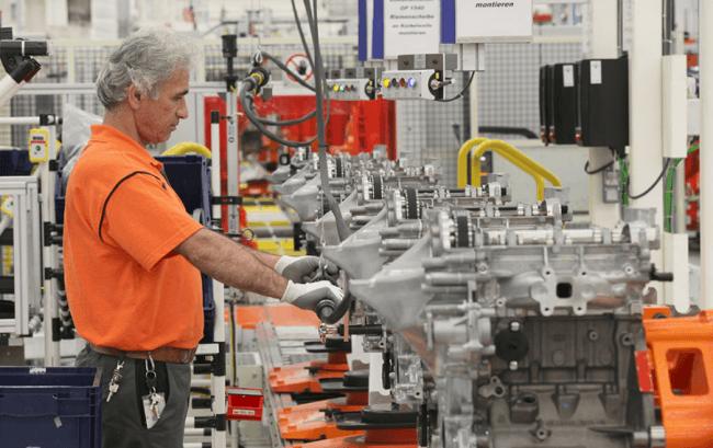 Ford y su plan a cinco años para hacer la fabricación más verde