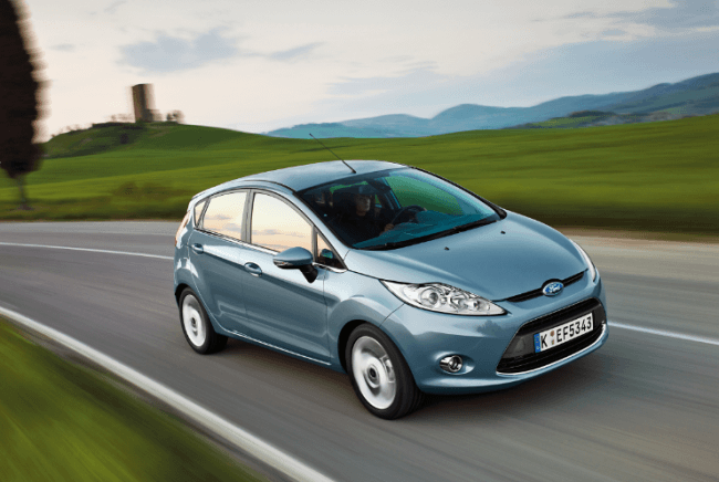 La planta de Ford en Almussafes fabrica el Fiesta 5 millones