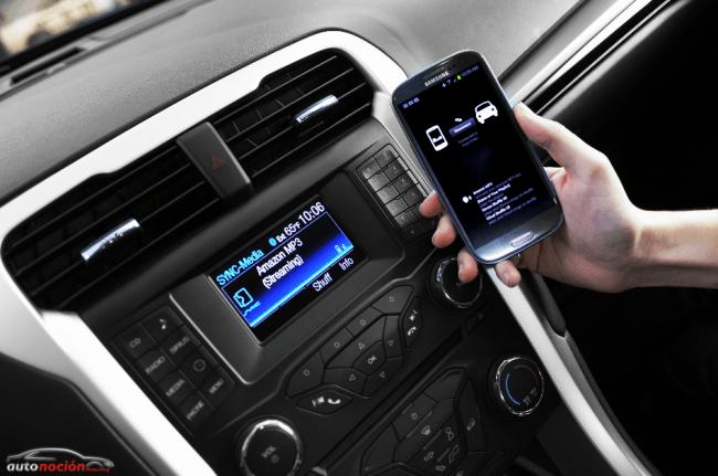 El SYNC AppLink revolucionará la música en el coche