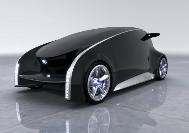 Fun Vii: El futuro interactivo de Toyota