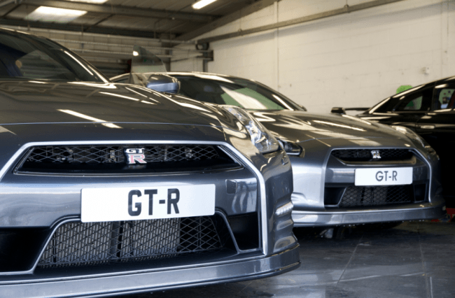 Nissan lanza el GT-R con nuevas especificaciones para 2012