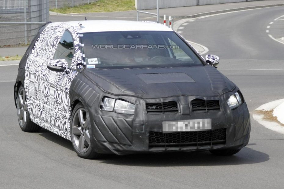 260 cv para el próximo VW Golf GTI