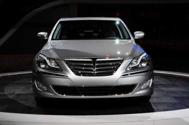 Nuevos motores V6 para el Hyundai Genesis