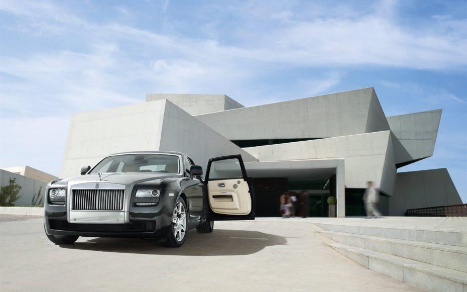 Rolls-Royce anuncia su entrada en Brasil