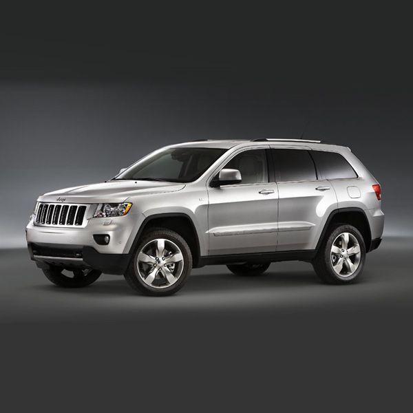 El gran jefe de la casa Jeep: Nuevo Grand Cherokee