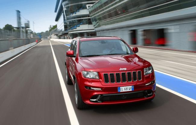 Jeep presenta el Jeep Grand Cherokee 'Legend Class' por su 20 aniversario