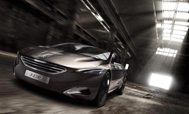 Peugeot HX1 Concept: Su concepto y los detalles