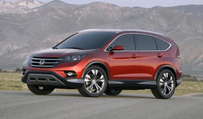 Nuevo Honda CR-V 2013 desde 27.200 euros