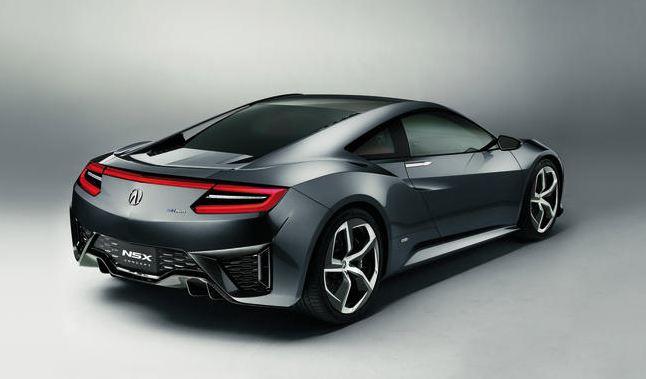Acura evoluciona el NSX Concept y lo mostrará en Ginebra
