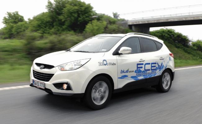 Hyundai Proporciona el ix35 de Pila de Combustible de Cero Emisiones al Ayuntamiento de Copenhague
