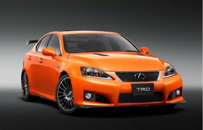 """Lexus IS F """"Circuit Club Sport Package"""""""