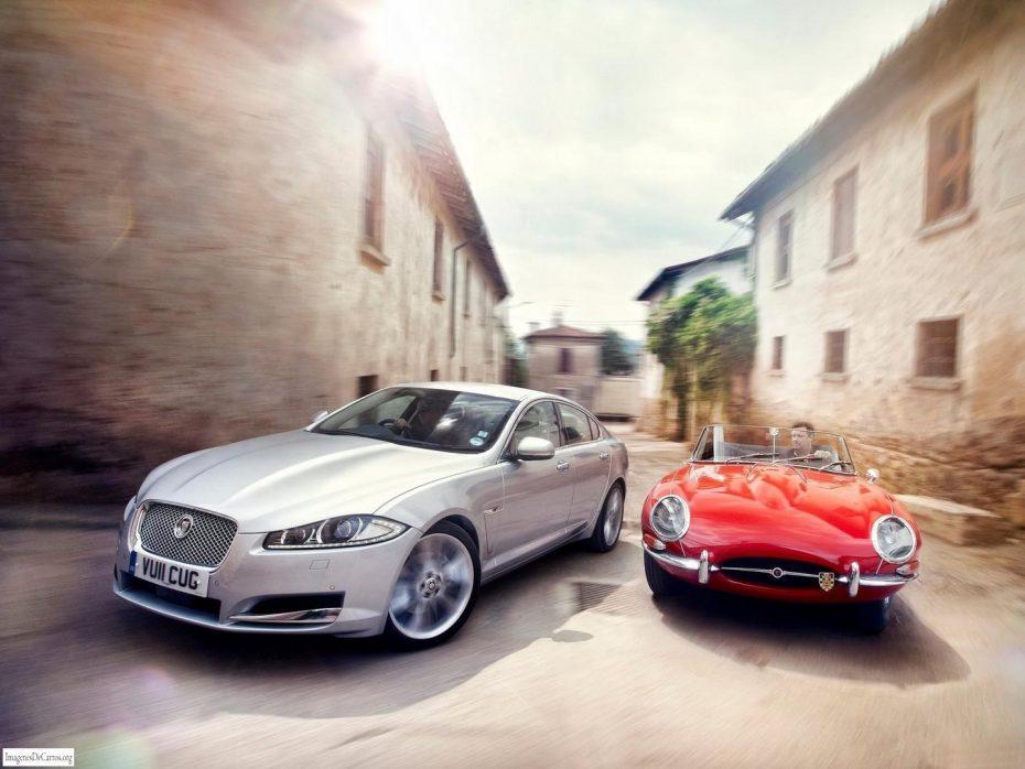 El Jaguar XF recibe un nuevo motor diésel