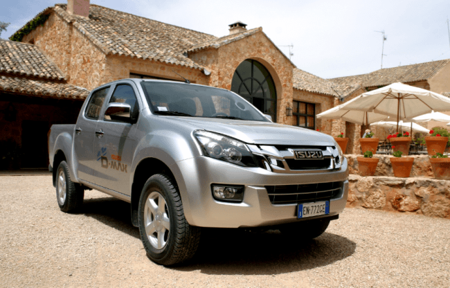Nuevo Isuzu Pick Up: All new D-Max