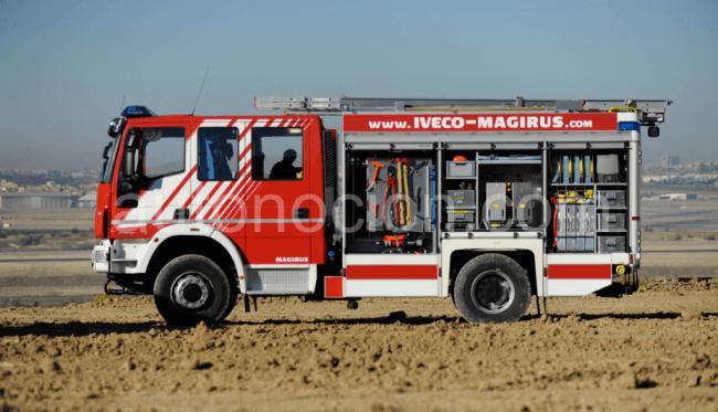 Iveco Magirus desembarca en España con toda su gama de camiones de bomberos