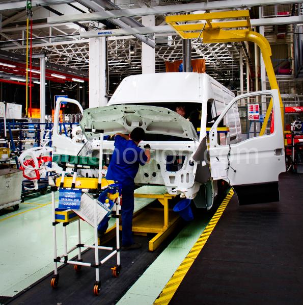 La planta de Iveco en Valladolid acuerda un nuevo ERE