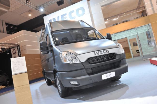 Iveco apuesta por la movilidad sostenible en Bruselas