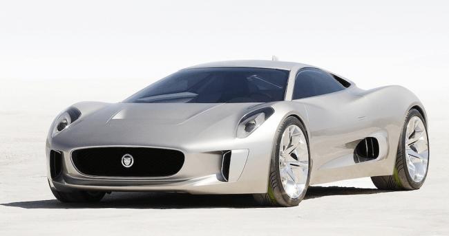 Arranca la producción de motores de turbina para el Jaguar C-X75