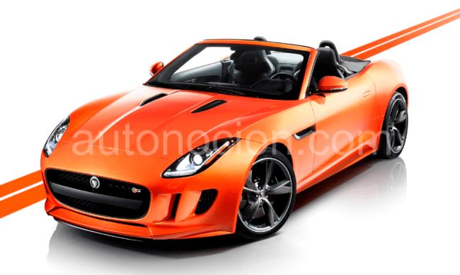 Debut del Nuevo Jaguar XFR-S y F-TYPE en Salón del Automóvil de Los Ángeles