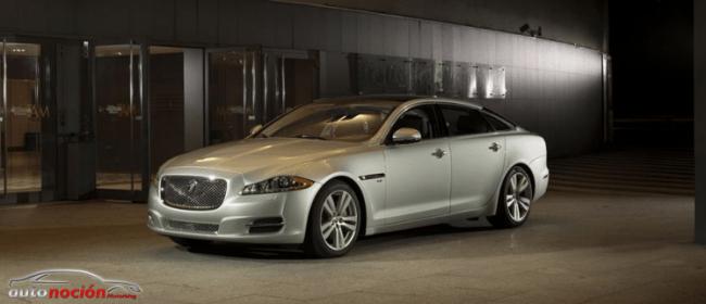 Doble distinción para Jaguar en los premios BusinessCar