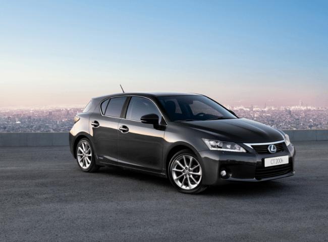 Lexus se suma al plan PIVE