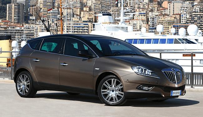 Lancia también mantiene durante noviembre las campañas que mejoran el PIVE